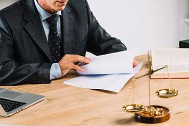 Procesos judiciales / Vía contenciosa